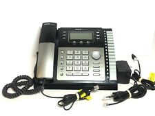 RCA 25424RE1 ViSys 4-Line Expandable System Phone with Call Waiting/Caller ID