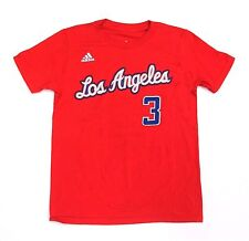 LA Clippers T-Shirt Chris Paul #3 Youth 8 - 20 adidas NBA Name Number