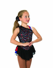 New Jerrys Competition Skating Dress 35 Pyrotechnics Made on Order