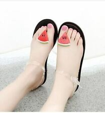 New Summer Black White Color Flat Beach Rubber Summer Slipper For Women