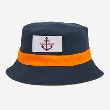 Nautica Reversible Bucket Hat (8-16)