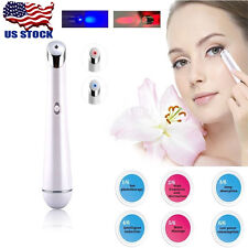 Electric Vibration Eye Massager Anti-Ageing Wrinkle Mini Massager Pen Therapy
