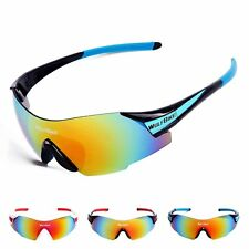 Men Women  Anti-Fog UV400 Protection Cycling Sunglasses Outdoor Sport Glasses