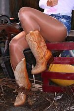 HOOTERS Girl Uniform Tights Pantyhose OTK Slouch Socks Pick Item Color & Size