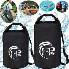 Waterproof Dry Bag Outdoor Sports Swim Rafting Kayaking Sailing Canoe 10-20L DD