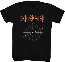 PYROMANIA Def Leppard English Rock Band Heavy Metal Hard Rock Adult T-Shirt 2