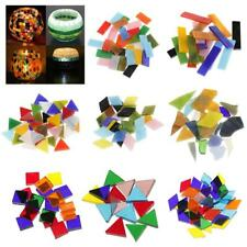 Wholesale Lot Colorful Glass Pieces Mosaic Tiles for DIY Art Craft Material