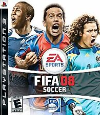 FIFA Soccer 08 (Sony PlayStation 3) PS3 new sealed video game