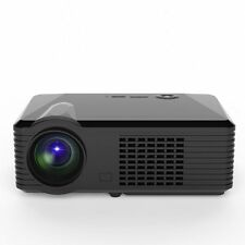 S200 720P Digital Home Theater Projector LED Lamp LCD Panel MSTAR 4K Chip HD TV