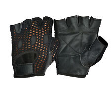 New Half Finger Mens Cycling Gloves Bike Foam Padded Bicycle Fingerless Sports