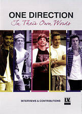 One Direction: In Their Own Words (DVD, 2014)