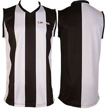 Collingwood Magpies Youth Adults shirt AFL Footy Singlet Teams Jersey
