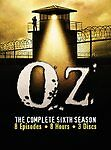 Oz - The Complete Sixth Season (DVD, 2006, 3-Disc Set)