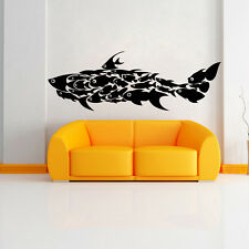 Removable Fish Kids Nursery Room Decals Wall Stickers Vinyl Art Mural Home Decor