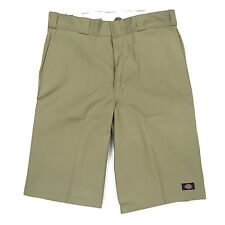 Dickies 13 Inch Loose Fit Multi-Use Pocket Work Shorts Khaki Authentic FREE P...