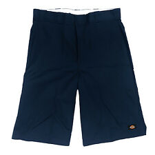 Dickies 13 Inch Loose Fit Multi-Use Pocket Work Shorts Navy Authentic FREE Po...
