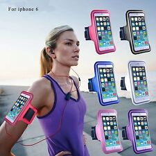 Running Jogging Sports Armband Case Cover Holder for iPhone 7 Plus Samsung S8 XP