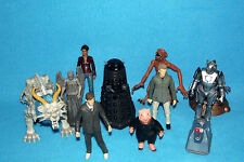 DR WHO SELECTION OF FIGURES FROM VARIOUS SERIES CHOOSE FROM THE DROPDOWN
