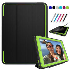 Hybrid Fold Shockproof Stand Smart Cover Case for PC Apple iPad mini Air Pro 9.7