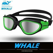 water glasses professional swimming goggles Adults Waterproof swim uv anti fog