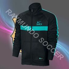 Barcelona Nike Core Trainer Jacket (Black-Energy)