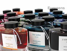 Pilot Iroshizuku Fine Fountain Pen 50ml Ink Bottle - Select Colours