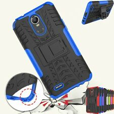 New Heavy Duty Tough Shockproof KickStand Case Cover For LG G Stylo 3 / Stylus 3