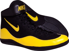 Nike Inflict Wrestling Shoe - Black/gold 325256-077