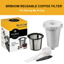 BRBHOM My K-Cup Reusable Coffee Filter Keurig B31 B40 B50 B60 K45 K65 K75 K10