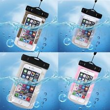 Hot Rainproof Underwater Pouch Dry Carry Bag Case Cover for Cell iPhone&Samsung