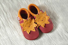 Pololo Soft Baby Leather Shoe Sun