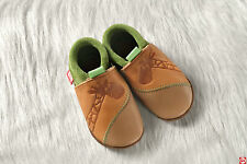 Pololo Soft Baby Leather Shoe Giraffe