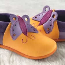 Pololo Soft Baby Leather Shoe Butterfly