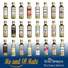 STILL SPIRIT TOP SHELF ESSENCES ANY 5 BOXES OF 10 HOME BREW SPIRIT MAKING 50
