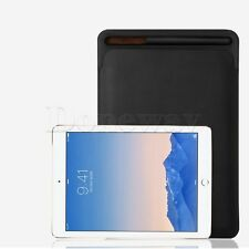 """Grey PU Leather Sleeve Case Cover Pouch for Apple Pencil & iPad Pro 10.5"""" 9.7"""""""