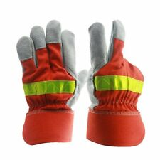 1 Pair of Cotton Soft Latex For Farming Garden Work Labor Cut Resistant Gloves X