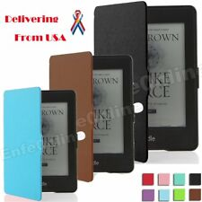 For Amazon Kindle Paperwhite 1 2 3 Magnetic Leather Guard Thin Smart Case Cover