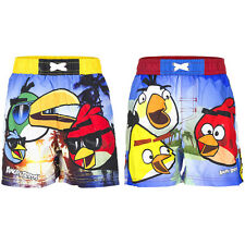 Angry Birds Swimming Trunks Shorts NEW