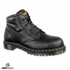 Dr Martens DM Docs Icon 7B09 Steel Toe Cap Leather Heavy Duty Work Safety Boots