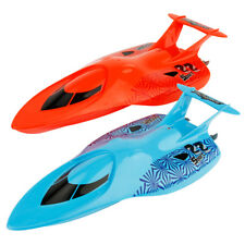 2.4GHz 4CH High Speed Remote Control Racing Boat Toy for Children