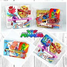 Pre filled childrens / Kids party bags parcels - ready made boys girls PJ Mask