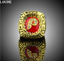 1980 Philadelphia Phillies World Championship Ring, sports fans ring