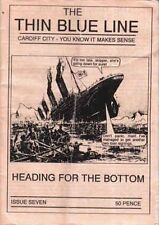 FANZINE (Football) Cardiff City THE THIN BLUE LINE - Various