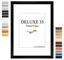 deluxe35 Picture Frame 88x78 cm or 78x88 cm Photo/Gallery/Poster Frame