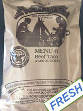 2019 US MILITARY ISSUE MEALS READY TO EAT - MRE - PICK A MENU - SINGLE RATION