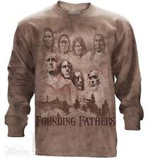 Indian Founding Fathers Long Sleeve T Shirt The Mountain Native American Tee
