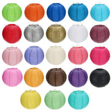 5PCS Chinese Colorful Hanging Paper Lantern Wedding Festival Party  Decoration