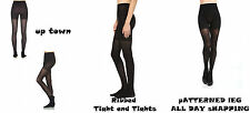 Spanx Uptown Best For Boots or Ribbed Tight-end Tights Girls Best Friend black