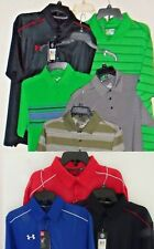 NEW Under Armour Golf Shirts Loose Fit S M L XL 2XL