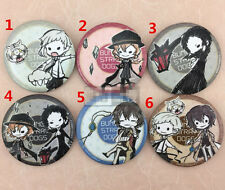 """T309  Hot  Anime Bungou Stray Dogs badge Pin button 5.8CM(2.3"""")"""